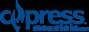 Cypress Logo_Pantone 288C