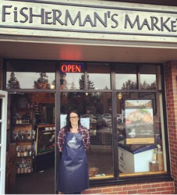 Fisherman's Market - Katie