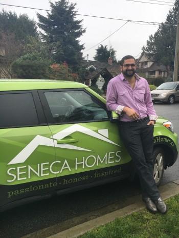 Jon Seneca Homes